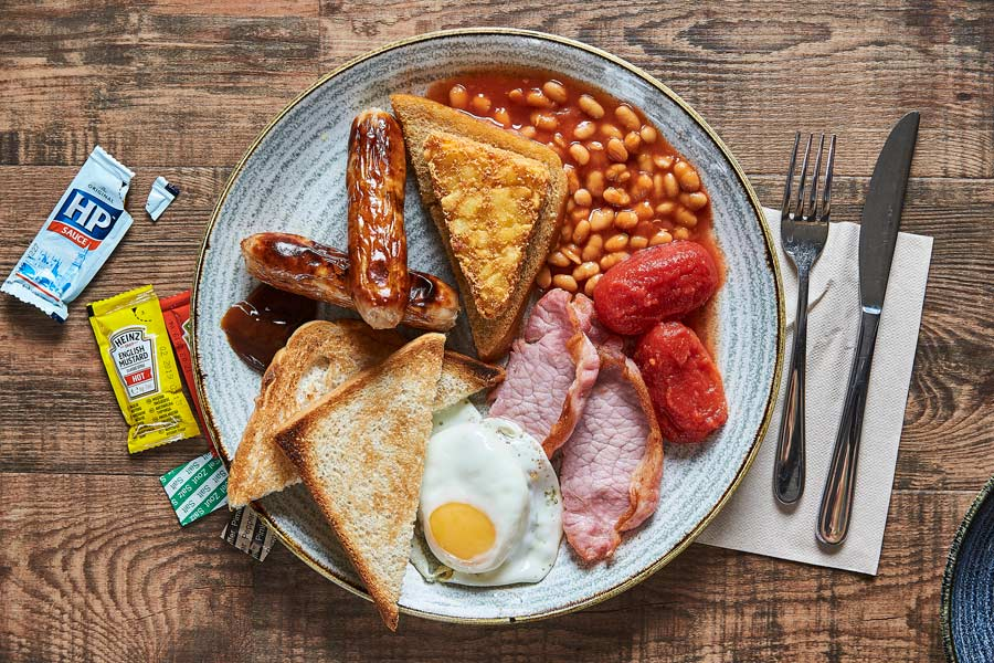 Breakfast-Yarnfield