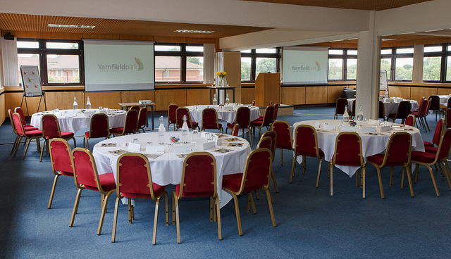 Yarnfield Park Residential Conference Space