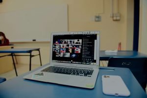what is a virtual event video call